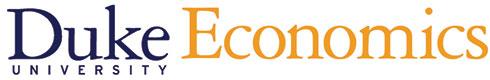 Duke Department of Economics